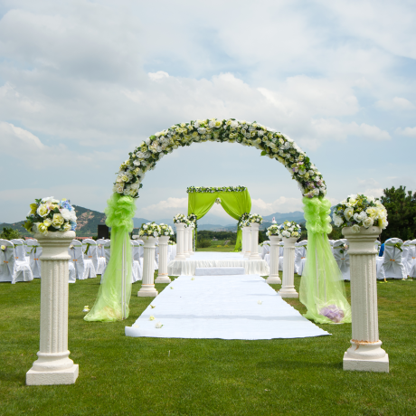 Онлайн магазин за цветя София АБИ за Вашия сватбен ден